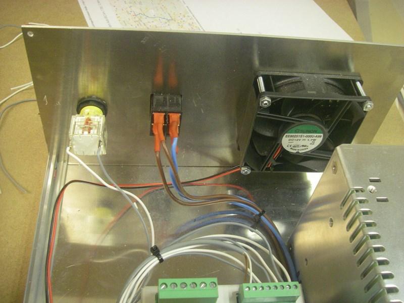 Aufbau meiner C-Line 0605 Imgp8130