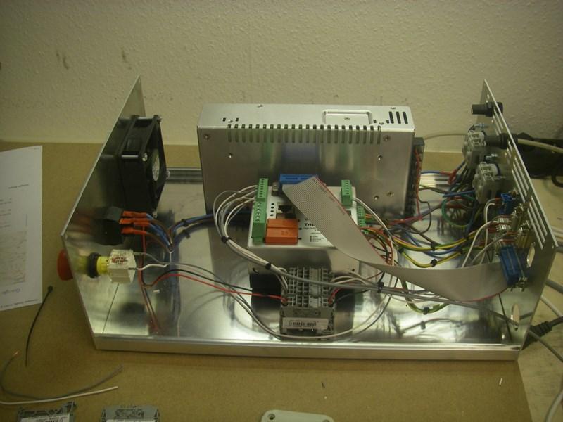 Aufbau meiner C-Line 0605 Imgp8131