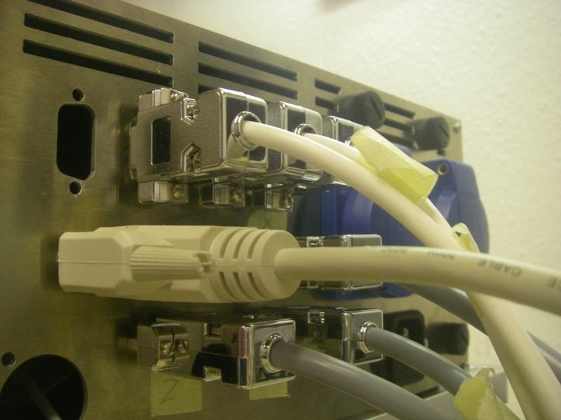 Aufbau meiner C-Line 0605 Imgp8140