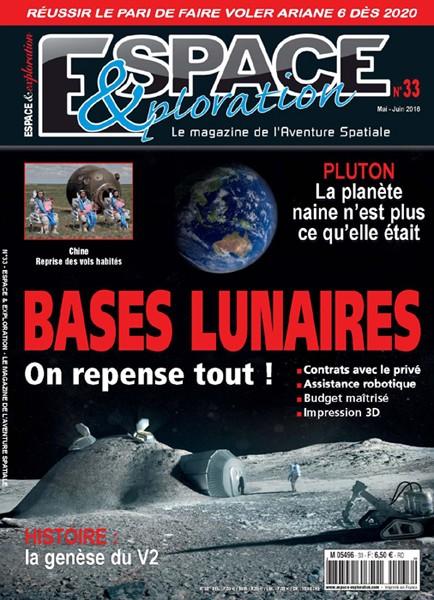 Espace & Exploration n°33 - En kiosque le 6 mai Couvee12