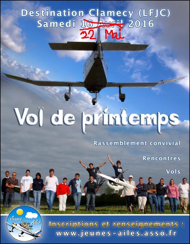 Vol de Printemps Nord à Clamecy (LFJC) le dimanche 22 Mai Affich10