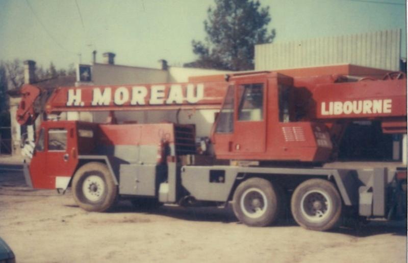 Les grues de MOREAU (France) Moreau29