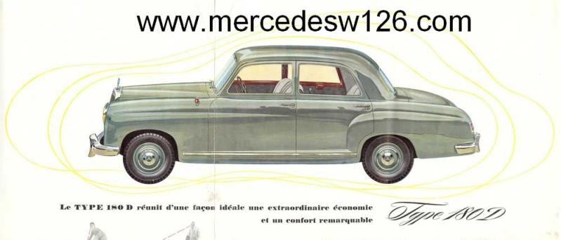 Catalogue de 1954 sur la Mercedes W120 180 D 180_d_10