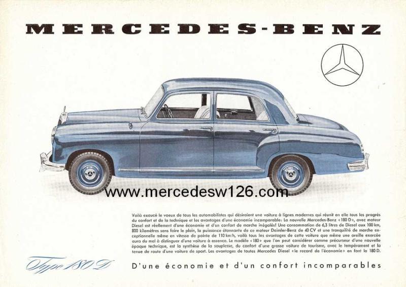 Prospectus de 1954 sur la Mercedes W120 180 D 180_d_19