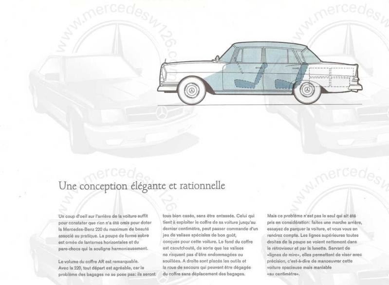 Catalogue de 1959 sur la Mercedes W110 220 220_1915