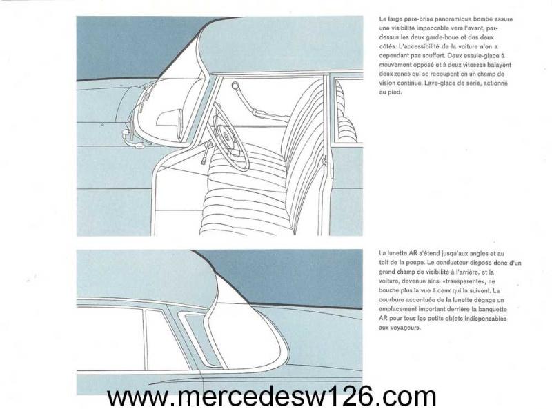 Catalogue de 1959 sur la Mercedes W110 220 220_1917