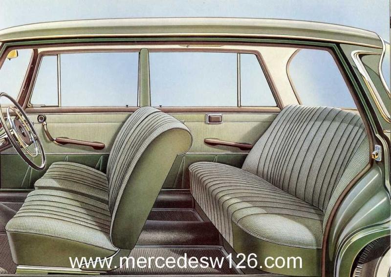 Catalogue de 1959 sur la Mercedes W110 220 220_1922