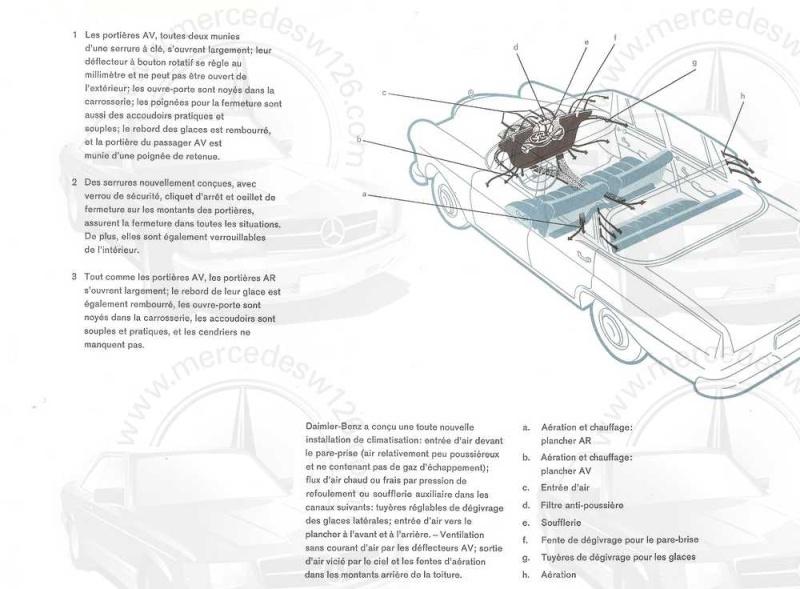 Catalogue de 1959 sur la Mercedes W110 220 220_1923