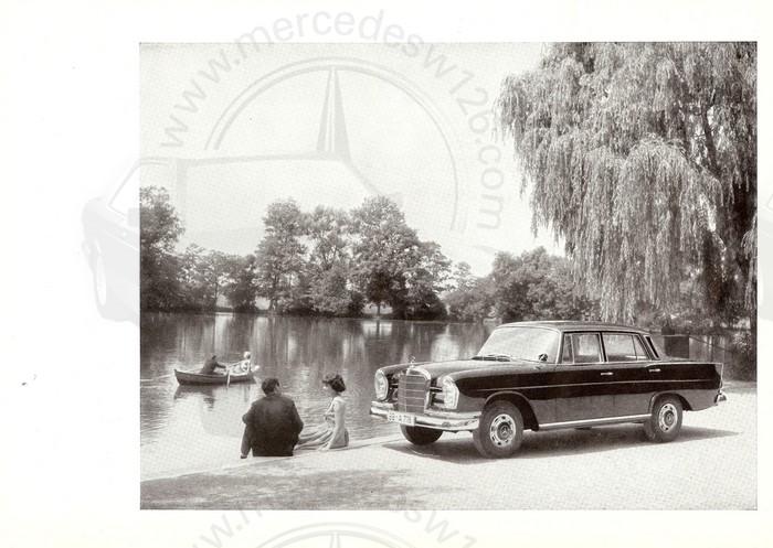 Brochure de 1962 sur les Mercedes W111 220 S & SE 220_1937