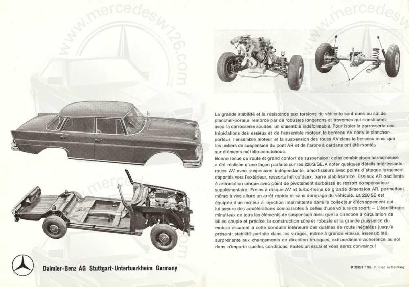 Brochure de 1962 sur les Mercedes W111 220 S & SE 220_1939