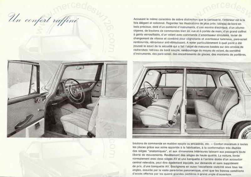 Brochure de 1962 sur les Mercedes W111 220 S & SE 220_1940