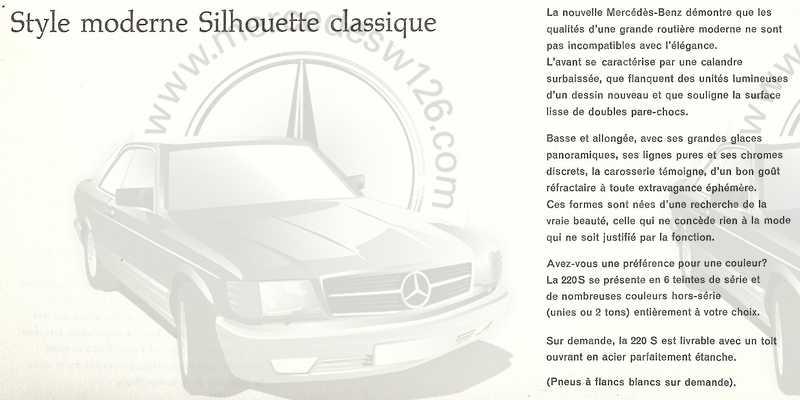 Catalogue de 1960 sur la Mercedes W111 220 S/SE 220_s_11
