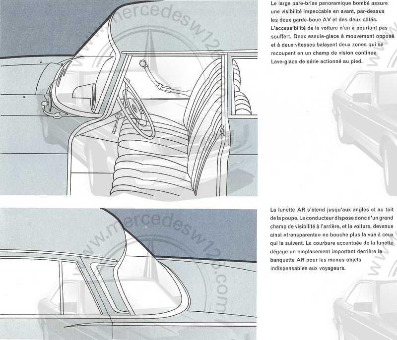 Catalogue de 1960 sur la Mercedes W111 220 S/SE 220_s_17