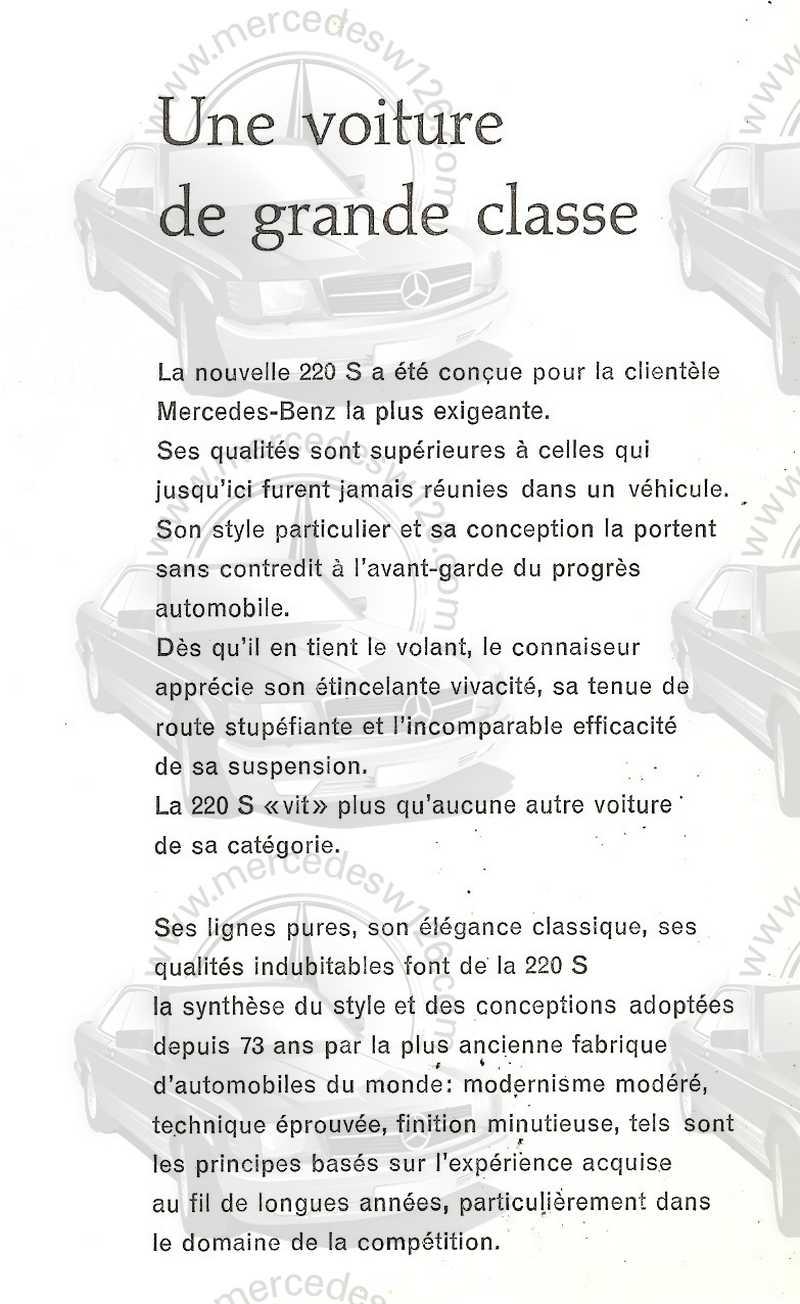 Catalogue de 1960 sur la Mercedes W111 220 S/SE 220_s_18