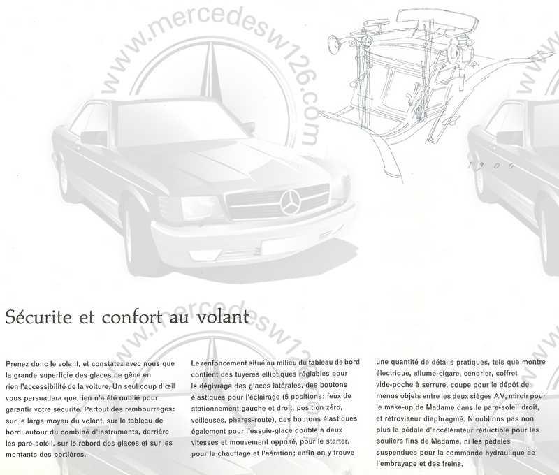 Catalogue de 1960 sur la Mercedes W111 220 S/SE 220_s_20
