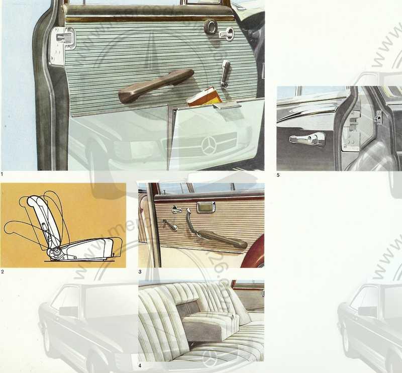 Catalogue de 1960 sur la Mercedes W111 220 S/SE 220_s_24
