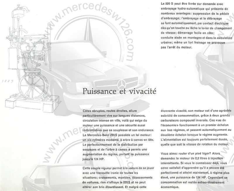 Catalogue de 1960 sur la Mercedes W111 220 S/SE 220_s_28