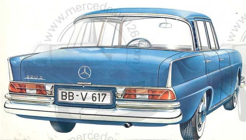 Catalogue de 1960 sur la Mercedes W111 220 S/SE 220_s_34