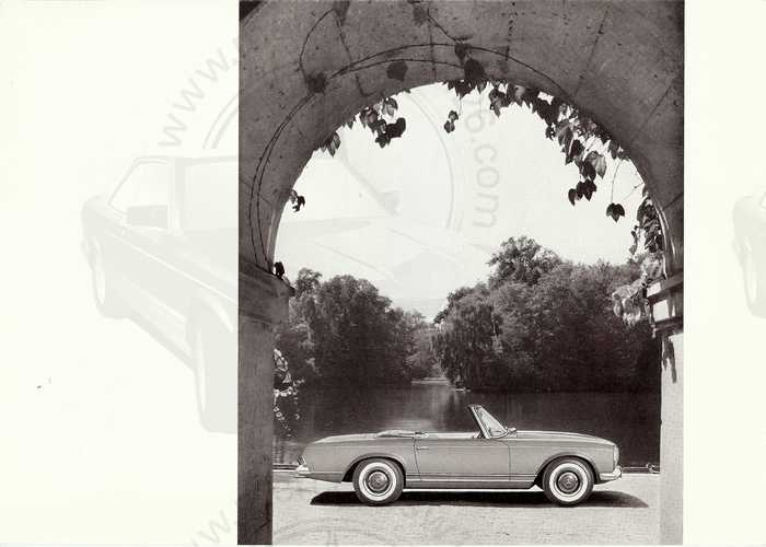 "Catalogue de 1963 sur la Mercedes W113 230 SL ""pagode"" 230_sl12"
