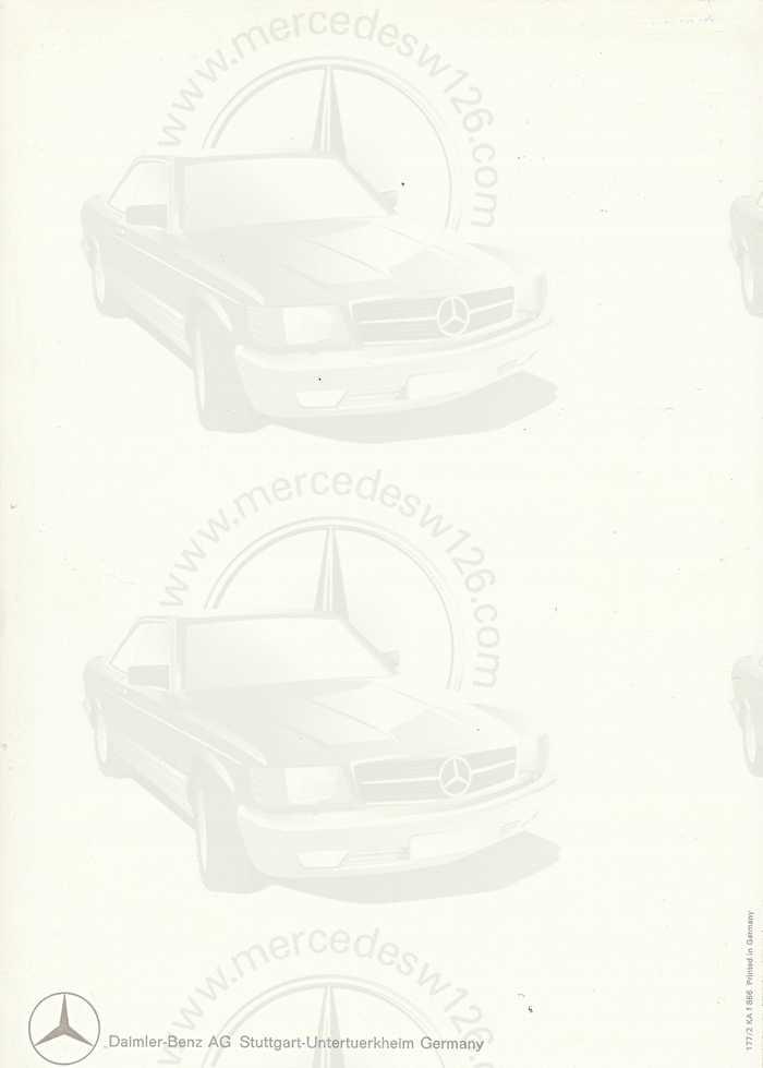 """Catalogue de 1966 sur la Mercedes W113 """"pagode"""" 230 SL 230_sl34"""