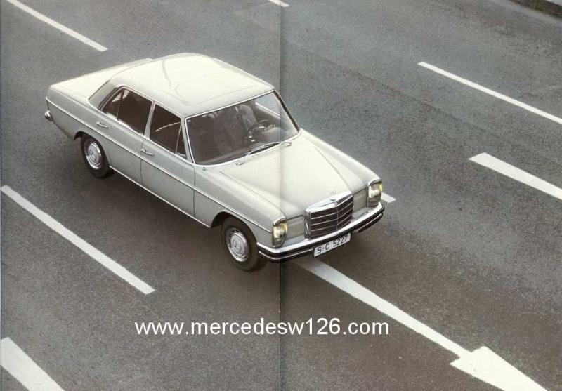 Catalogue de 1968 sur la Mercedes W114 250 (décembre 1968) 250_1911
