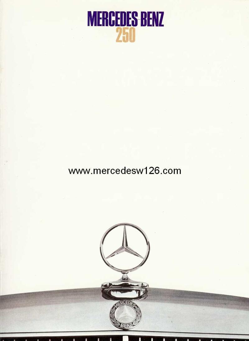 Catalogue de 1968 sur la Mercedes W114 250 (décembre 1968) 250_1912
