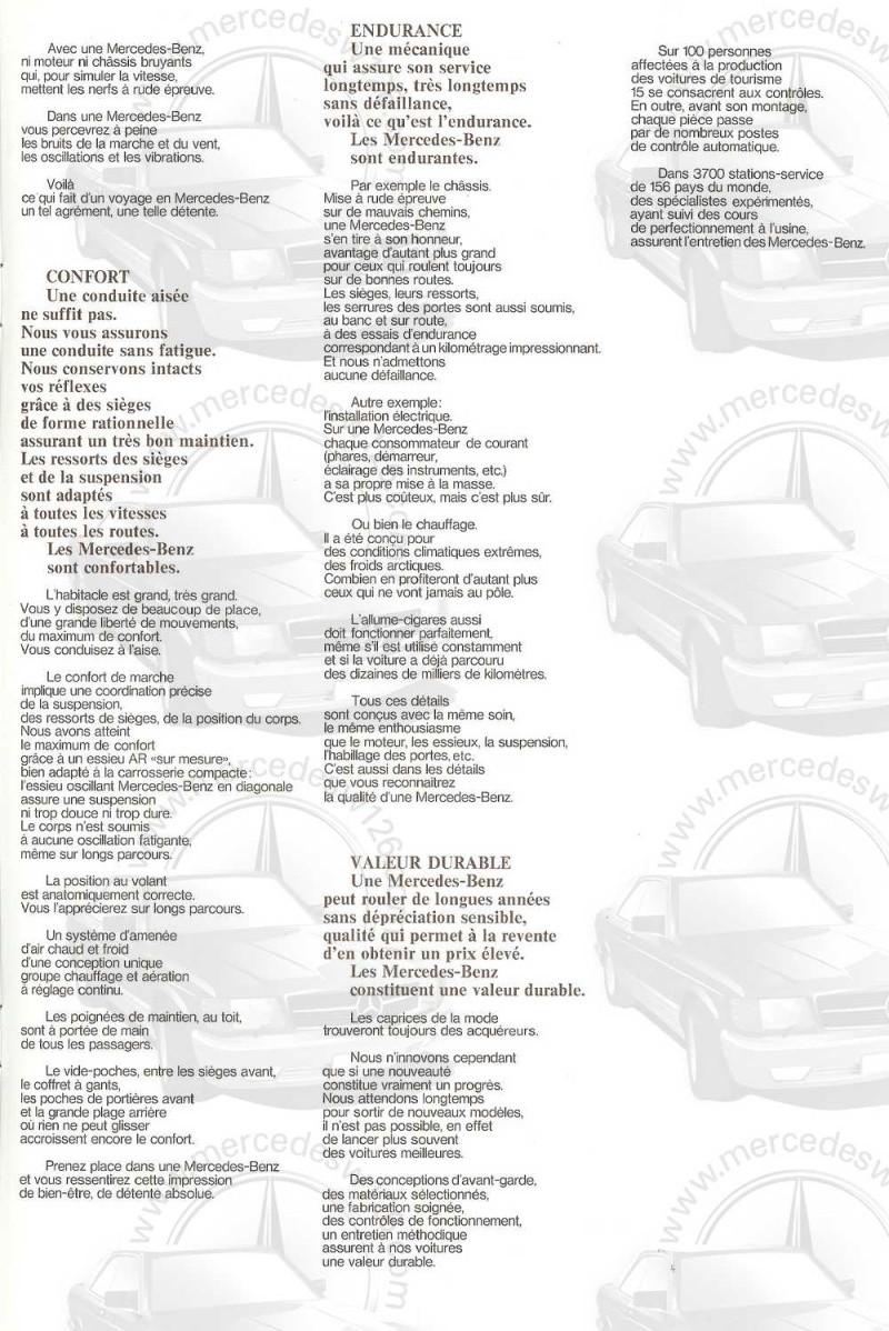 Catalogue de 1968 sur la Mercedes W114 250 (décembre 1968) 250_1914