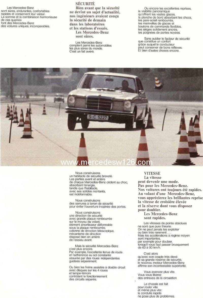 Catalogue de 1968 sur la Mercedes W114 250 (décembre 1968) 250_1915