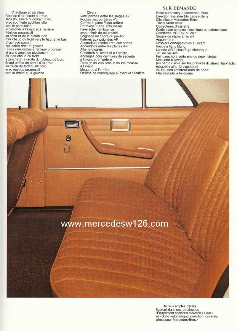 Catalogue de 1968 sur la Mercedes W114 250 (décembre 1968) 250_1921