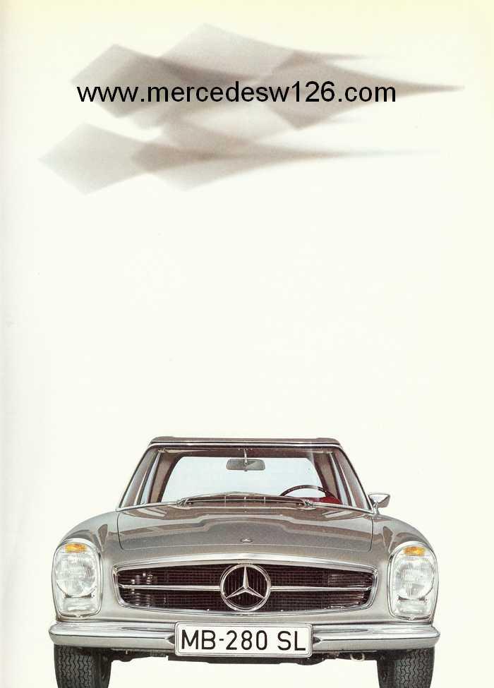 "Catalogue de 1967 sur la W113 280 SL ""pagode"" 280_sl33"