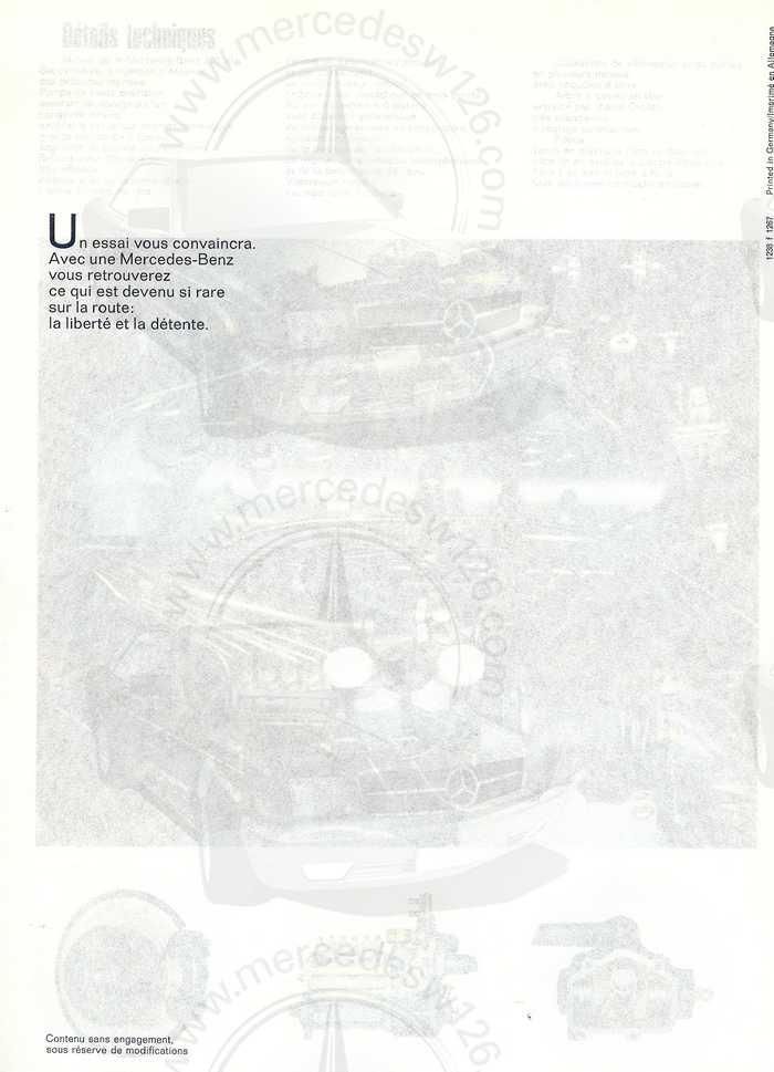 "Catalogue de 1967 sur la W113 280 SL ""pagode"" 280_sl40"