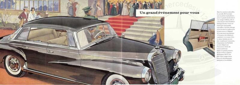"""Catalogue de 1960 sur la Mercedes W189 """"300 automatic"""" 300_pa14"""