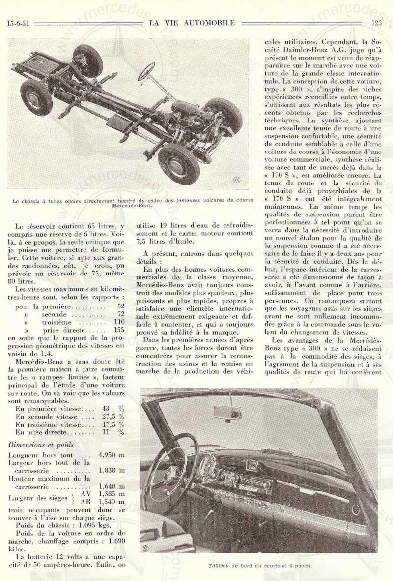 Essai de la Mercedes 300 W186 en 1951 300_s_50