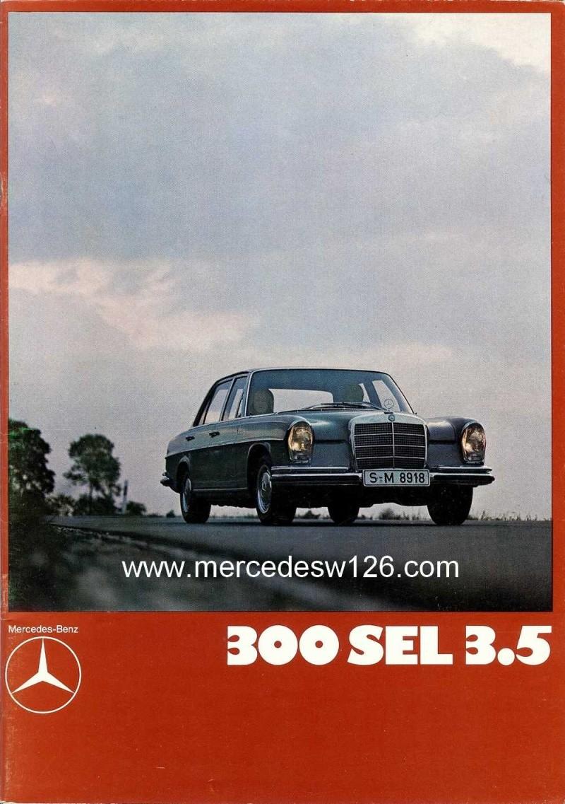 Catalogue de 1969 sur la Mercedes W109 300 SEL 3.5 (décembre) 300_se76
