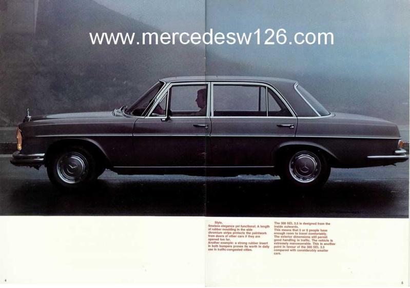 Catalogue de 1969 sur la Mercedes W109 300 SEL 3.5 (décembre) 300_se77