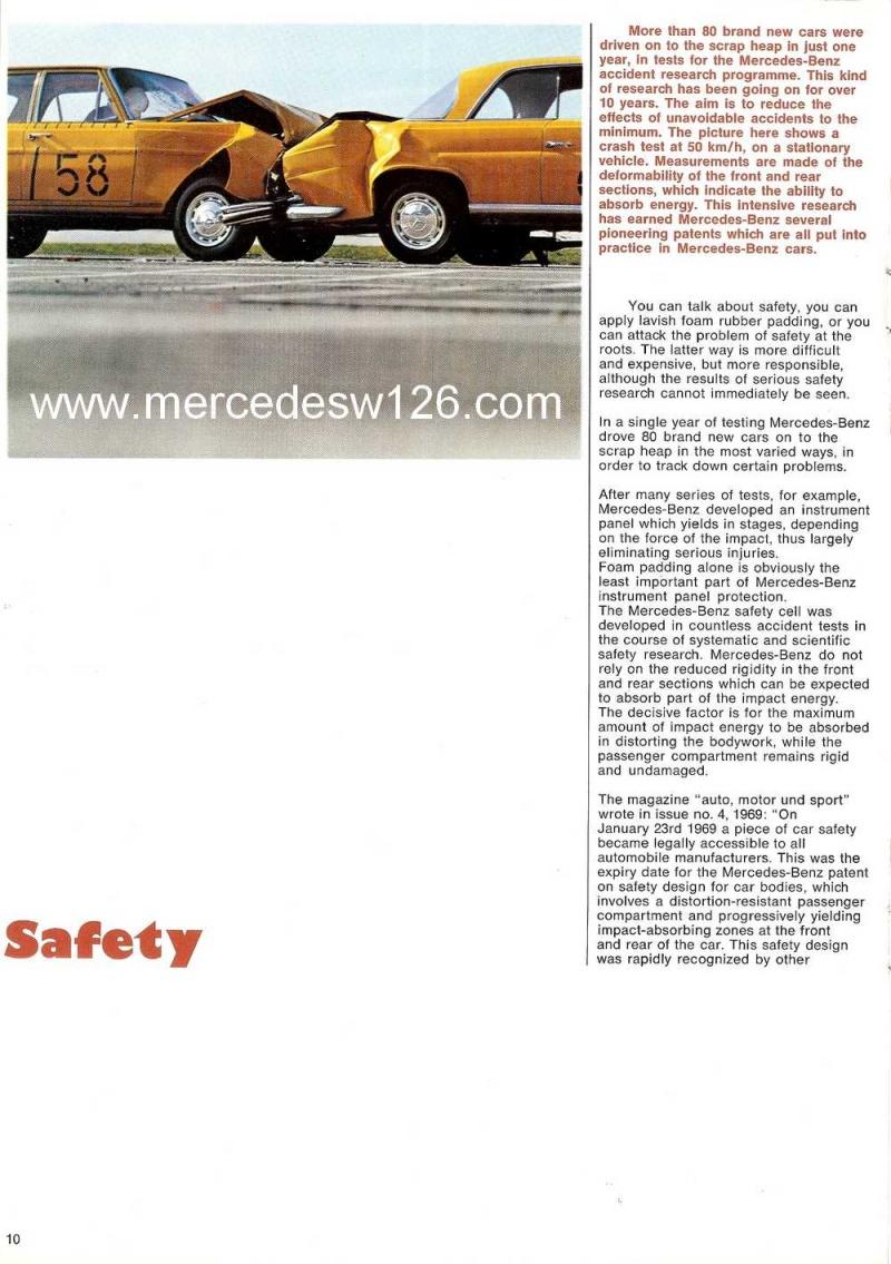 Catalogue de 1969 sur la Mercedes W109 300 SEL 3.5 (décembre) 300_se83