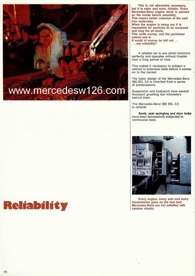 Catalogue de 1969 sur la Mercedes W109 300 SEL 3.5 (décembre) 300_se87