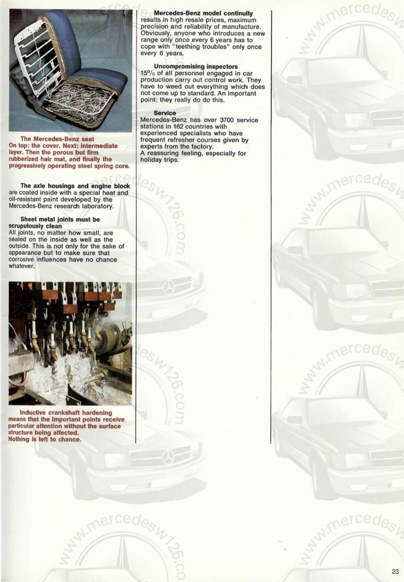 Catalogue de 1969 sur la Mercedes W109 300 SEL 3.5 (décembre) 300_se92