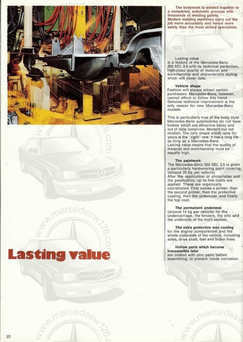 Catalogue de 1969 sur la Mercedes W109 300 SEL 3.5 (décembre) 300_se94