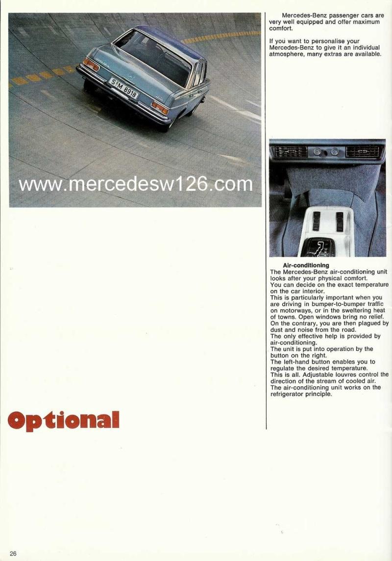 Catalogue de 1969 sur la Mercedes W109 300 SEL 3.5 (décembre) 300_se96
