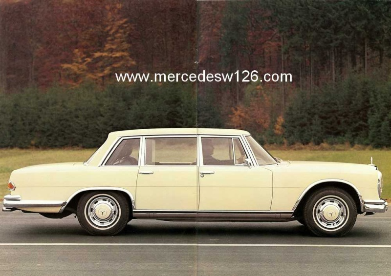 Catalogue de 1971 sur la Mercedes W100 600 (français) 600_1910