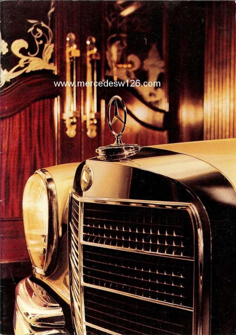 Catalogue de 1971 sur la Mercedes W100 600 (français) 600_1914
