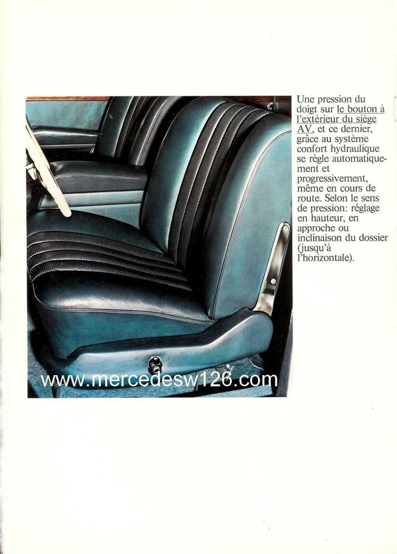 Catalogue de 1971 sur la Mercedes W100 600 (français) 600_1917