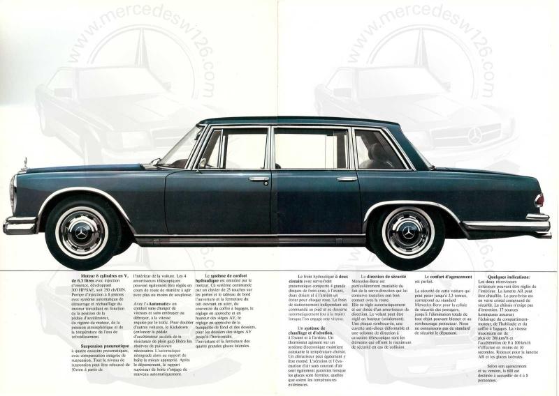 Catalogue de 1971 sur la Mercedes W100 600 (français) 600_1924