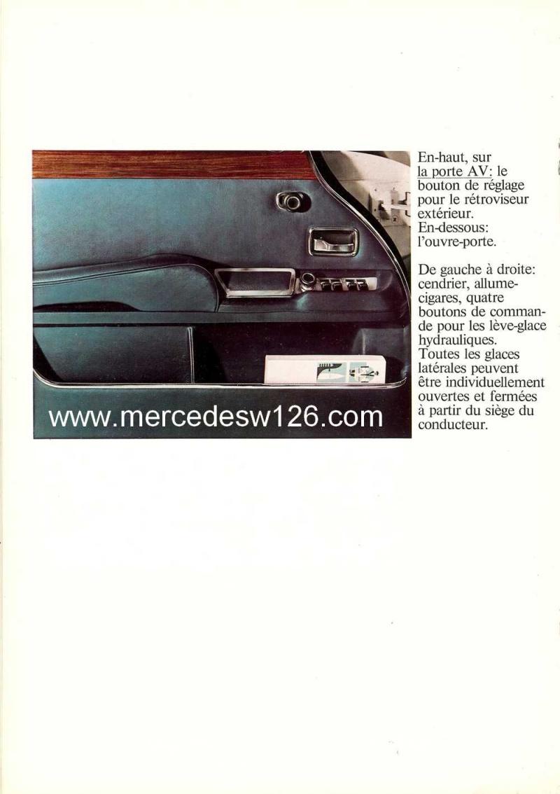 Catalogue de 1971 sur la Mercedes W100 600 (français) 600_1925