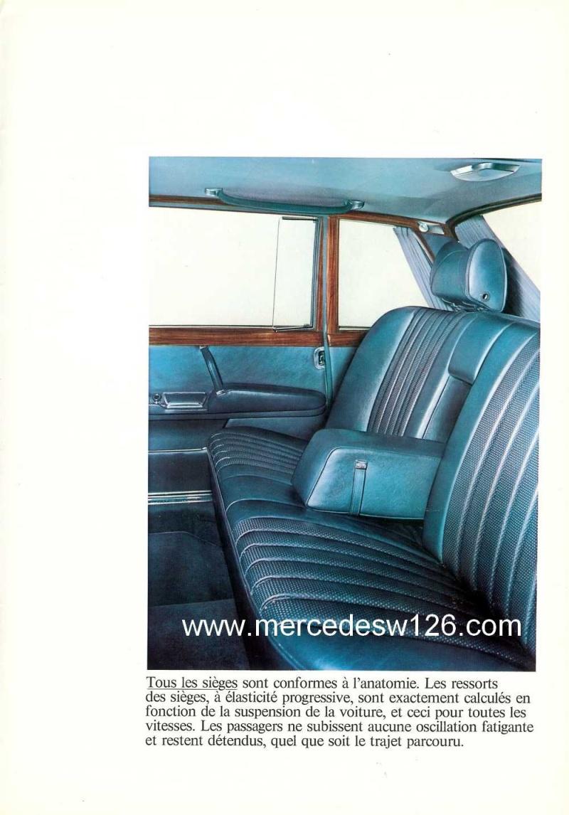 Catalogue de 1971 sur la Mercedes W100 600 (français) 600_1926