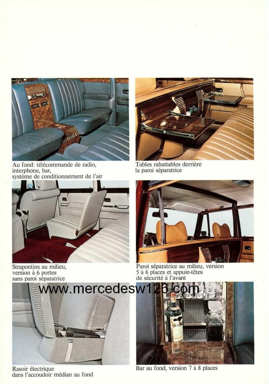 Catalogue de 1971 sur la Mercedes W100 600 (français) 600_1937