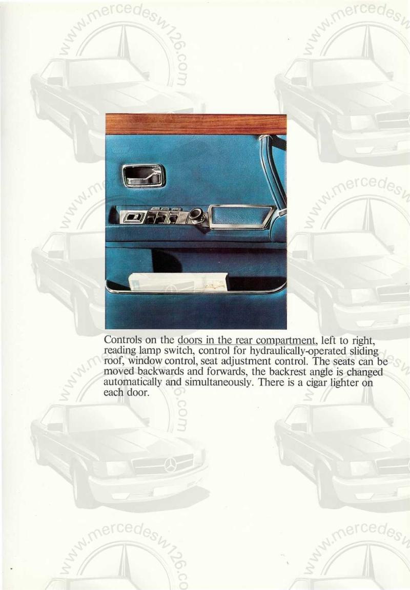 Catalogue de 1971 sur la Mercedes W100 600 (anglais) 600_1948
