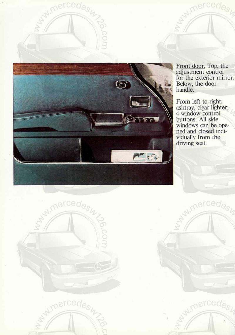 Catalogue de 1971 sur la Mercedes W100 600 (anglais) 600_1949