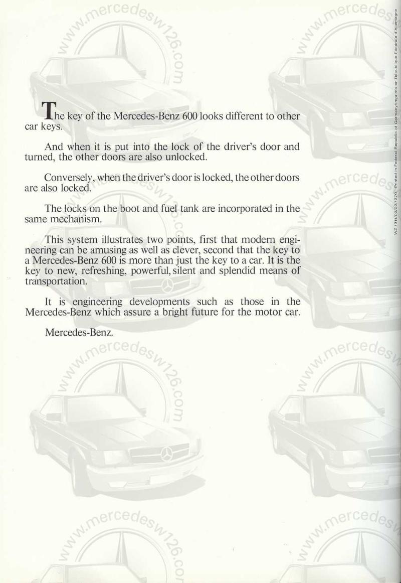 Catalogue de 1971 sur la Mercedes W100 600 (anglais) 600_1957